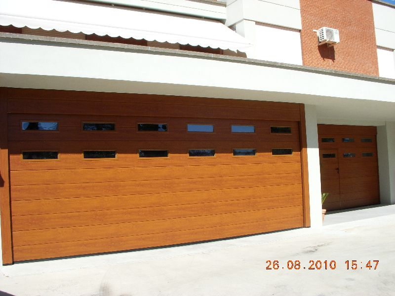Porte per garage hormann serramenti ed infissi per l for Porte garage hormann